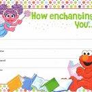 Sesame Street Classroom Certificates