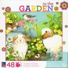 In the Garden - Spring Blessings - 48 Piece Jigsaw Puzzle