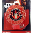 Disney Star Wars Night Light Resistance X-Wing Squadron