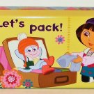 "Dora the Explorer and Boots ""Let's Pack!"" Tin Pencil Case"