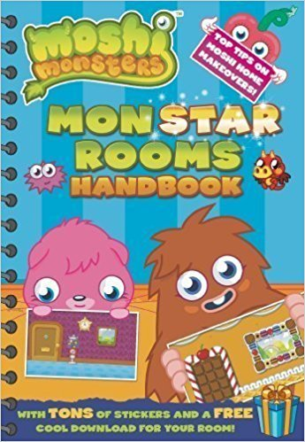 Monstar Rooms Handbook (Moshi Monsters)