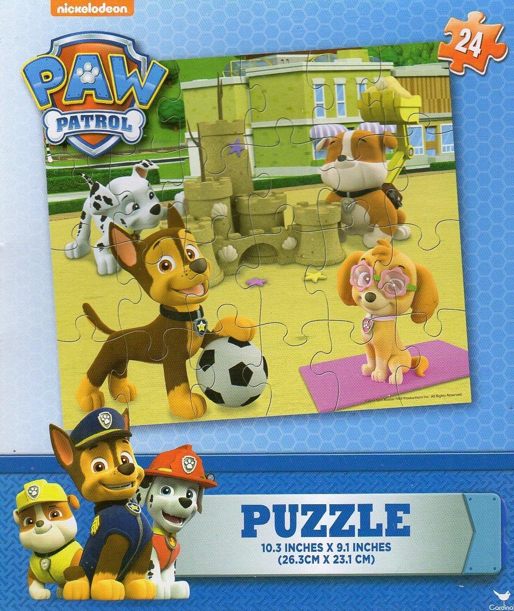 Paw Patrol - 24 Piece Jigsaw Puzzle