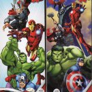 Marvel Avengers Assemble 50 Piece Tower Puzzle - 2 Puzzle Bundle