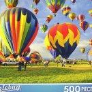Balloon Take-off, Albuquerque - Puzzlebug 500 Piece Jigsaw Puzzle