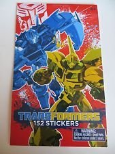 Transformers 152 Stickers