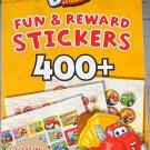 400+ Fun & Reward Stickers Tonka Chuck & Friends