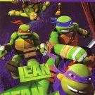 Teenage Mutant Ninja Turtles - 5-Page Sticker Book