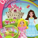 Beginners Origami Paper Folding Kit - Youtube Ready Video Instructions - Princess