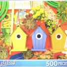 Puzzlebug 500 - Birdhouses and Gardening Decor