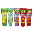 Crayola Bathtub Fingerpaint 5 Color Variety Pack, 3 Ounce Tubes