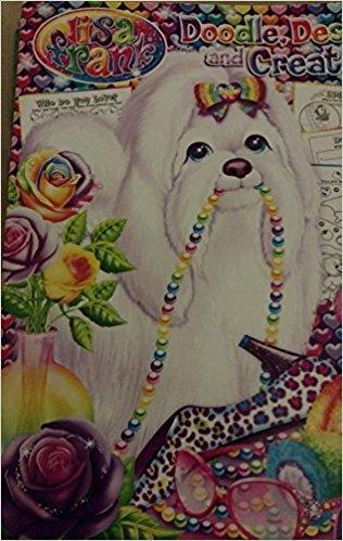 Lisa Frank Doodle, Design & Create Coloring & Activity Book