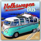 Volkswagen Bus 2017 Square by BrownTrout  Calendar