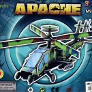Apache Helicopter - 3D Puzzle - Assembly Model Puzzle Kit