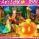 Cinderella - Art Box - 500 Piece Jigsaw Puzzle