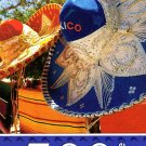 Sombreros and Ponchos - 500 Piece Jigsaw Puzzle