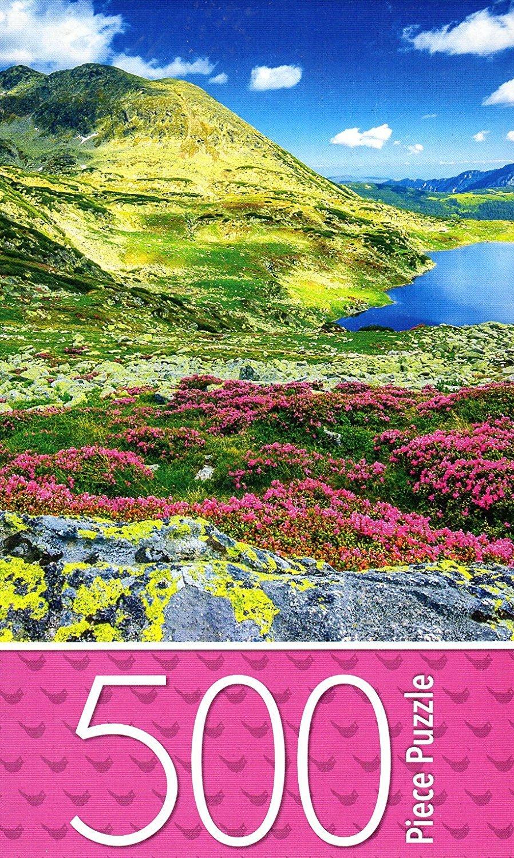 Retezat National Park - 500 Piece Jigsaw Puzzle