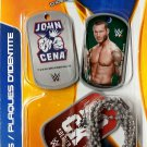 WWE Wrestlers I.D. Dog Tags Series 1 - Set of 3 I.D. Tags - v3