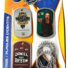 WWE Wrestlers I.D. Dog Tags Series 1 - Set of 3 I.D. Tags - v1