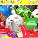 Market Teapots - 300 Piece Jigsaw Puzzle Puzzlebug