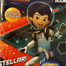 Disney Miles from Tomorrowland Activity Book Stellar (Includes Stickers)