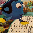 Disney Pixar Finding Dory Activity Book Word Search