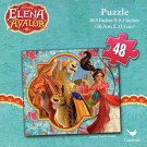 Disney Elena of Avalor - 48 Pieces Jigsaw Puzzle