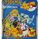 Pokemon Activity and Fun Pack with 24 Page Coloring Book