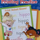Fisher Price Little People Printing Practice Workbook for Ages 4-6 (32 pages)