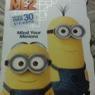 Despicable Me 2 Mind Your Minions Coloring and Activity Book