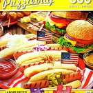 American Picnic - 300 Large Pieces Jigsaw Puzzle - Puzzlebug - p 001