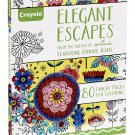 Crayola Elegant Escapes Coloring Book