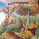 Disney Winnie the Pooh Wonders of the Wood ~ Romp & Roll (Big Fun Book to Color)