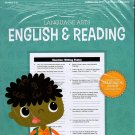 Language Arts English & Reading - Educational Workbook - Teacher Approved - Grades 4-6
