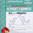 Reproducible Educational Workbook - Teacher Approved - Grades Pre-K - K