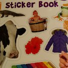 My First Shapes Sticker Book