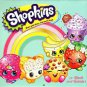 2018 Licensed Characters 12- Month Wall Calendars, 10x10 in. (Shopkins)