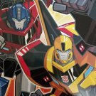 Transformers Robots in Disguise Jumbo Coloring & Activity Book