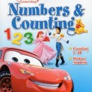 Numbers and Counting - Disney Adventures in Learning Educational Activity Workbook