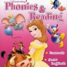 Phonics and Reading - Disney Adventures in Learning Educational Activity Workbook
