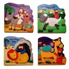 Bible Tales Shaped Mini Board Books.(Assorted)