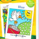 Crayola Colors Basic Skills Activity Book (Pre-K) [Workbook]