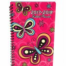 Student Planner Colorful 2017-2018 Different Designs (Butterflies)