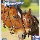Menagerie 100 Piece Puzzle - Baby Mine by Menagerie