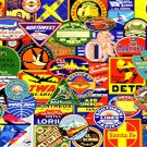 Vintage Luggage - 500 Piece Jigsaw Puzzle