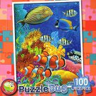 Coral Reef - PuzzleBug - 100 Piece Jigsaw Puzzle