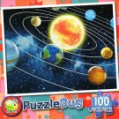 Our Solar System - PuzzleBug - 100 Piece Jigsaw Puzzle