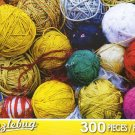 PuzzleBug 300 Piece Puzzle ~ Colorful Balls of Yarn