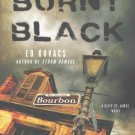 Burnt Black: A Cliff St. James Novel (Cliff St. James Novels)