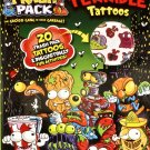 The Trash Pack Terrible Tattoos (Trash Pack Tattoo) by Parragon Books (August 16, 2012) Paperback