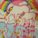 Lisa Frank Giant Coloring and Activity Book ~ Magical Reflections! (Unicorns at Lake) by Lisa Frank